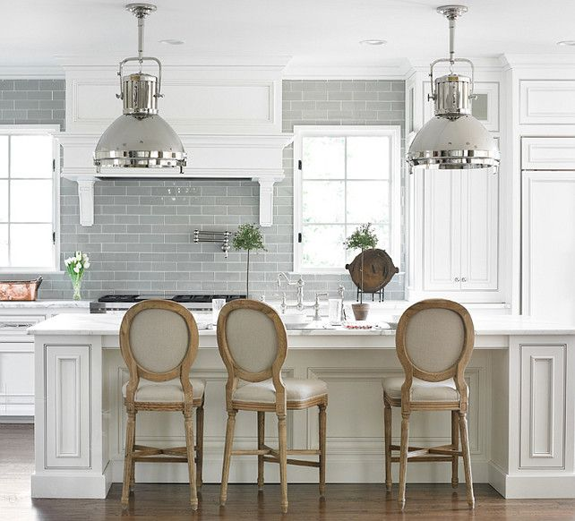 Kitchen Design Ideas. White Kitchen Design. Timeless White Kitchen. #Kitchen  #WhiteKitchen