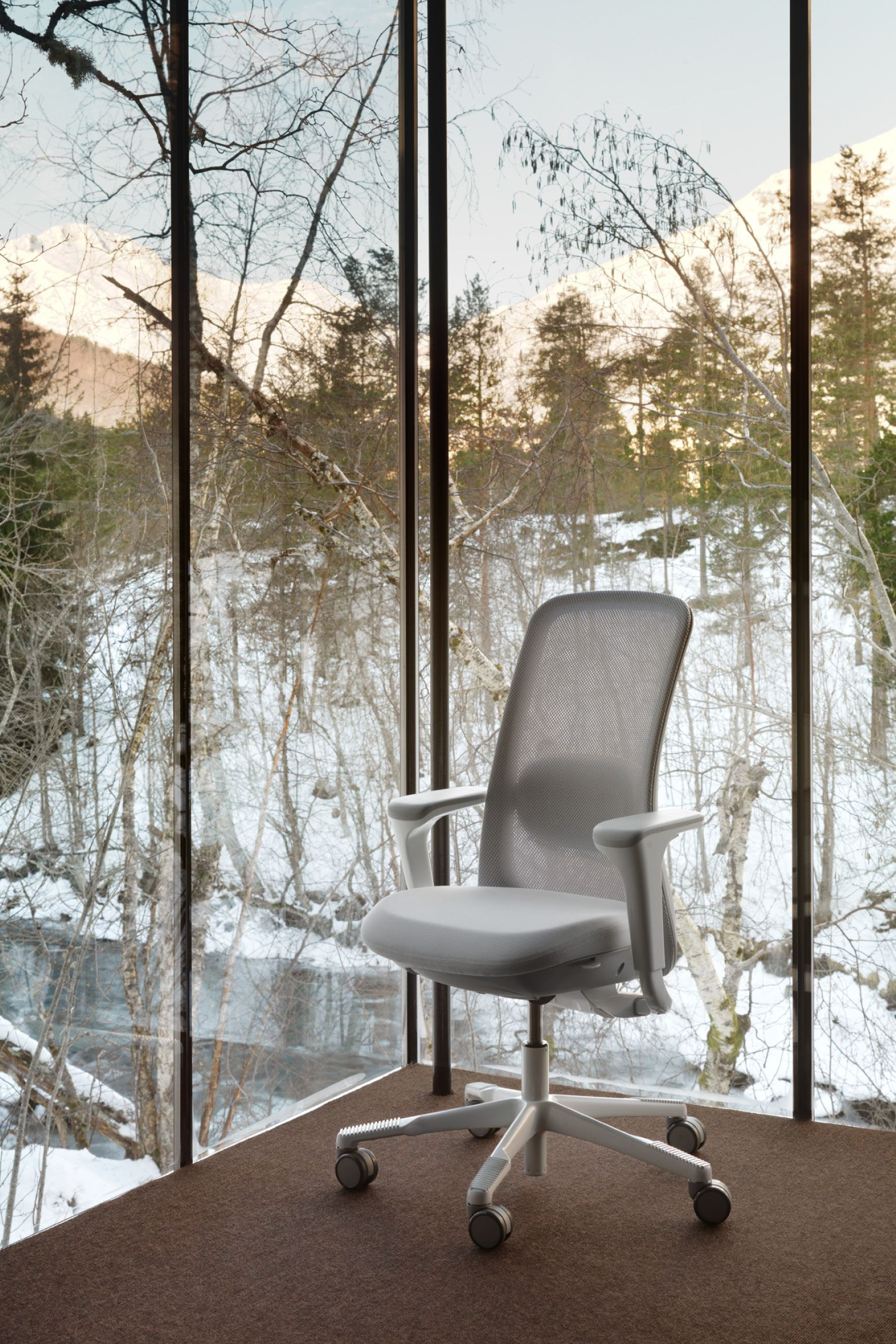 Pacific Chair By Edward Barber Jay Osgerby Office Chair Design