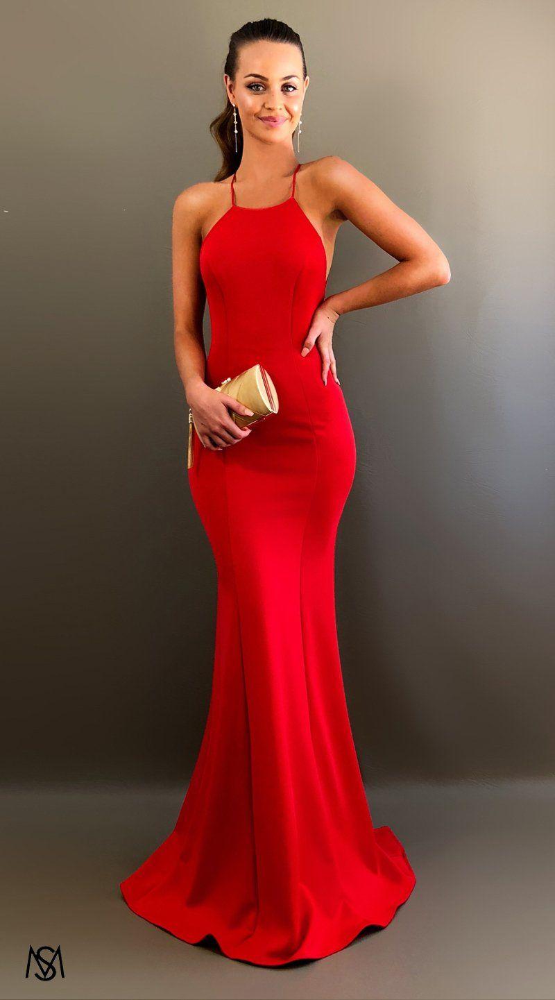 10e91cad5f3 Red I - Formal Prom Dress by STUDIO MINC