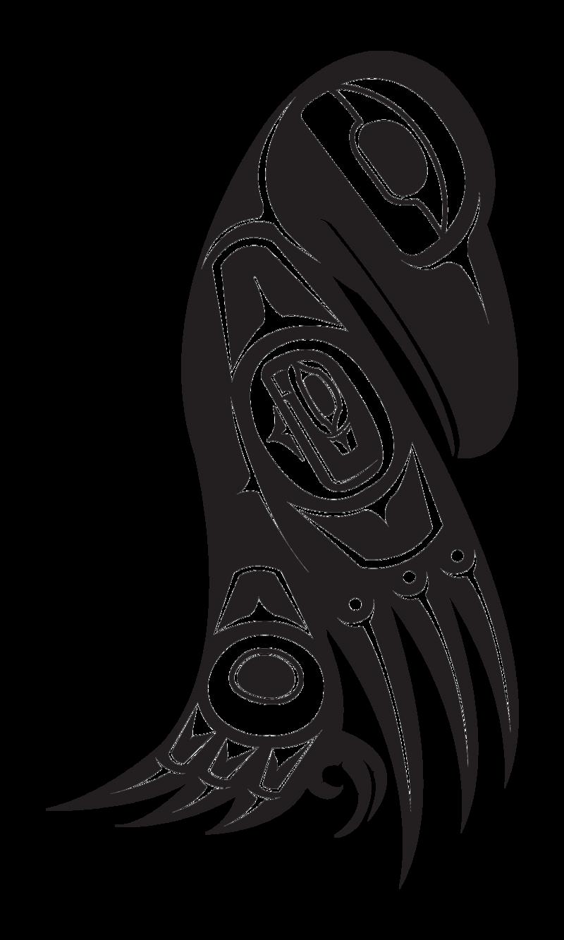 northwest nativeam raven by on deviantart thinking of inking. Black Bedroom Furniture Sets. Home Design Ideas