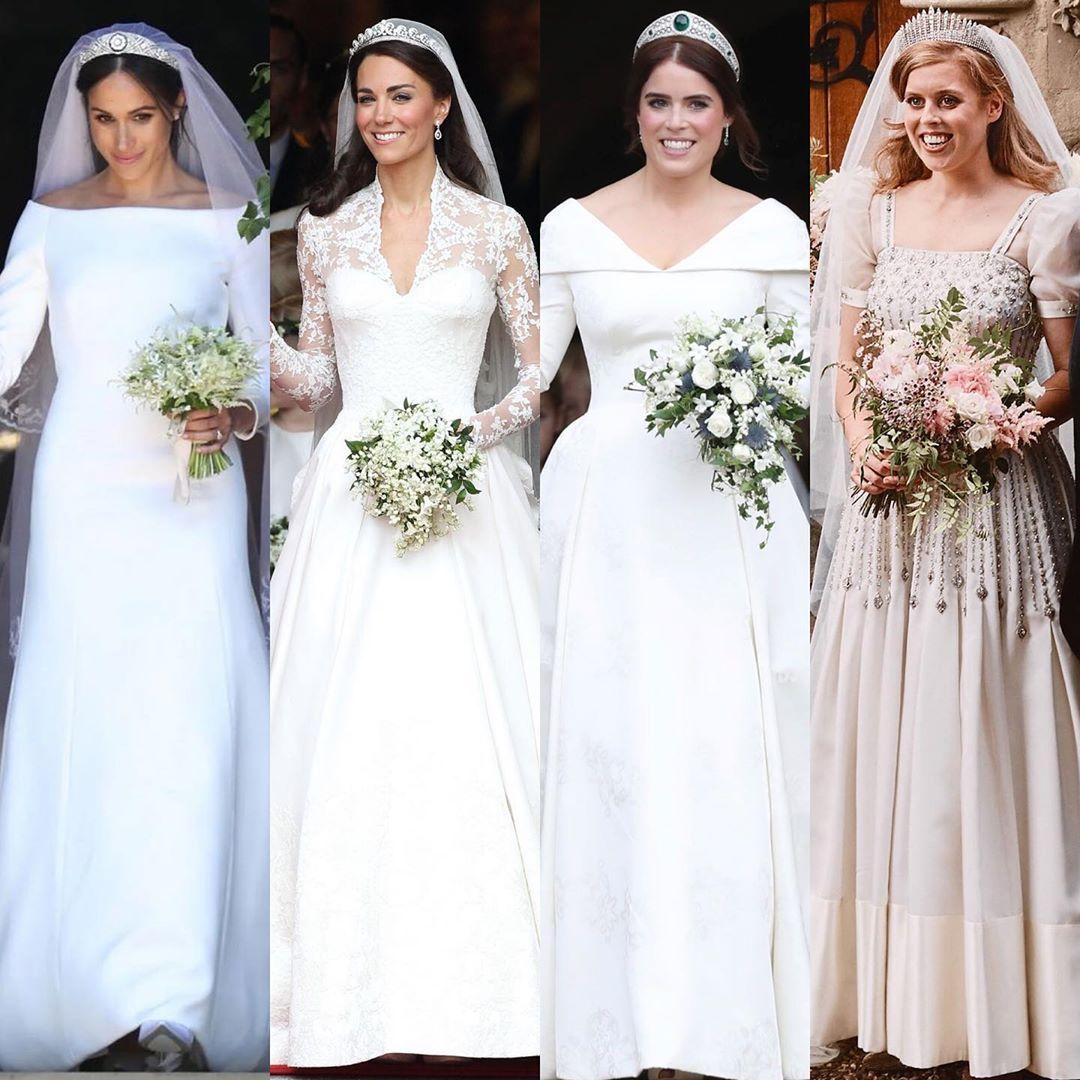 Glamfendi On Instagram Favorite Royal Wedding Dress 1 4 Royal Wedding Gowns Royal Wedding Dress Wedding Dresses [ jpg ]