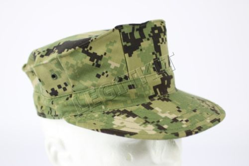 Issued Nwu Type Iii Aor2 Utility Cap 8 Point Hat Various Sizes Navy Green Digi Ebay Navy And Green Hats Cap