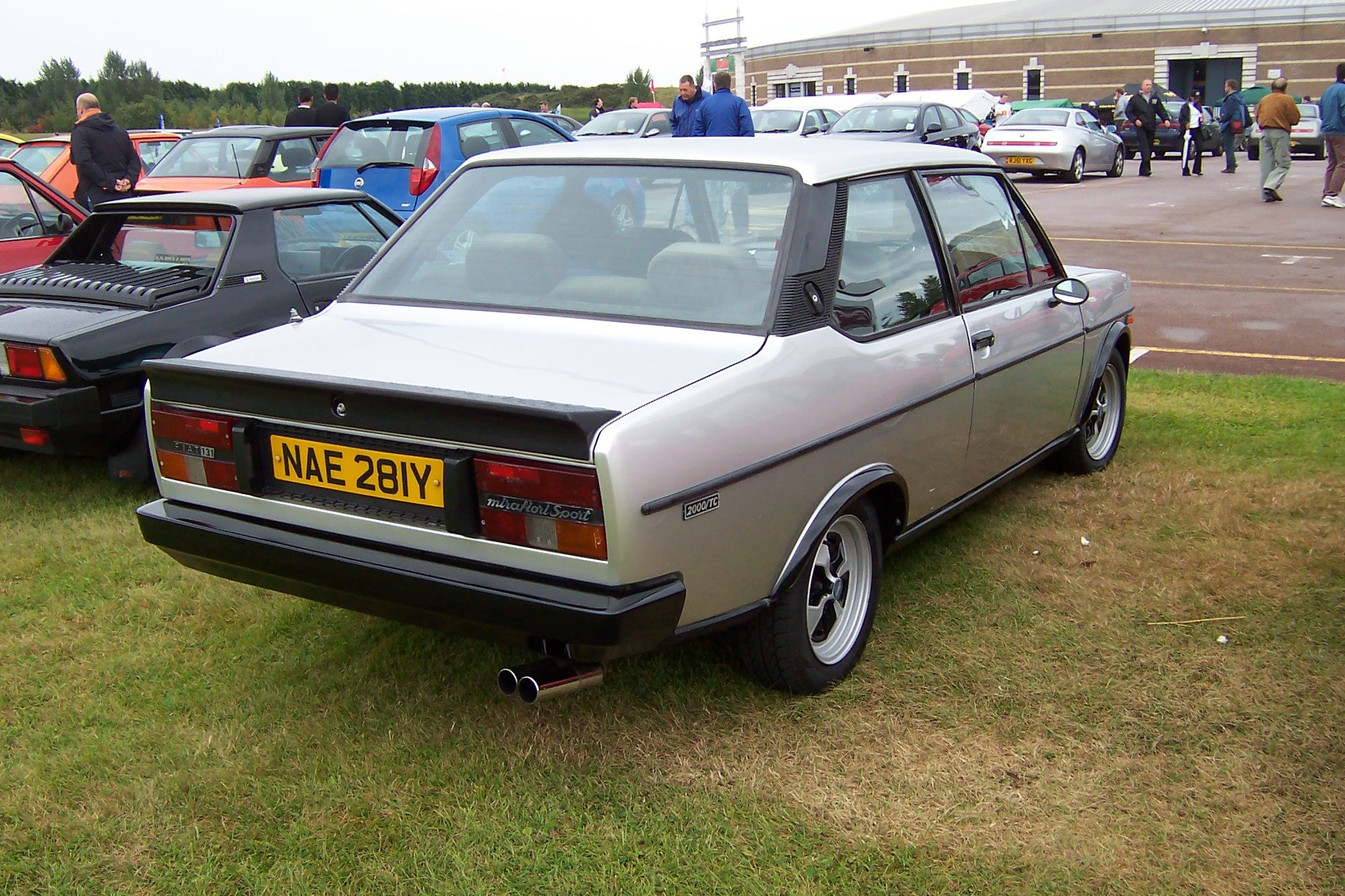 Fiat 131 Mirafiori Sport Owned One Great Cars To Drive Never