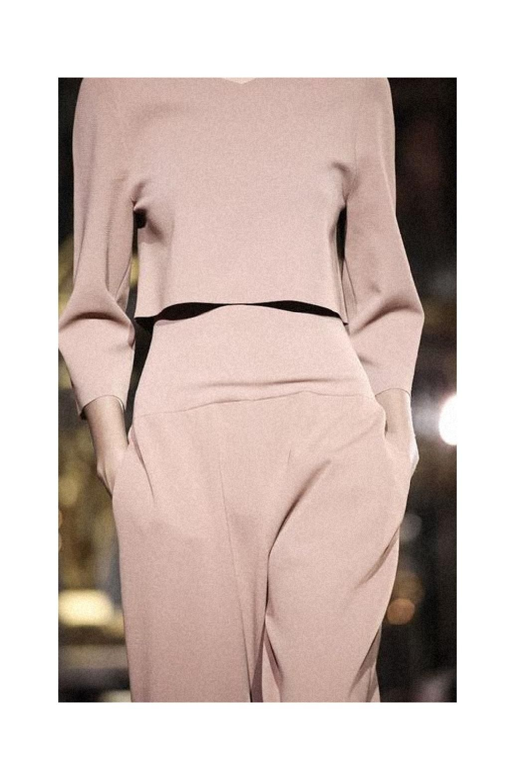 Style Edit: Blush | We look at the paler side of pink with blush tones from Ryan Roche, Samuji, Rag & Bone and more.