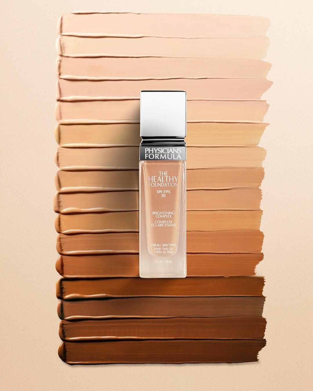 Physed Formulated With Physicians Formula S Proprietary