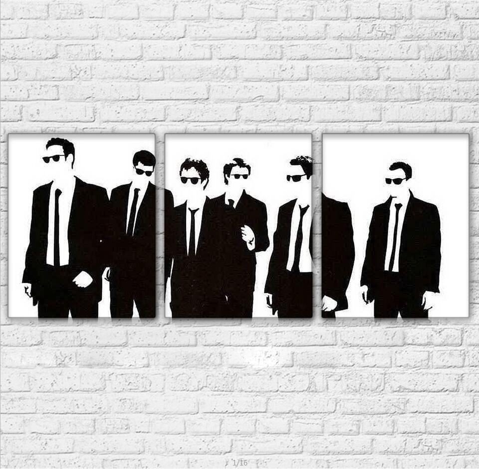 Reservoir Dogs Canvas