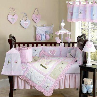 10 Ideas Para Decorar La Cuna De Tu Bebe De Forma Creativa Crib Bedding Boy Crib Bedding Baby Pink Bedding