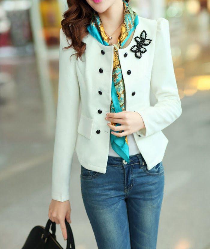 Coreana De Para 2 Mundo Modelos 35 Parte Blazers Chicas Moda Ad4wqTCtA