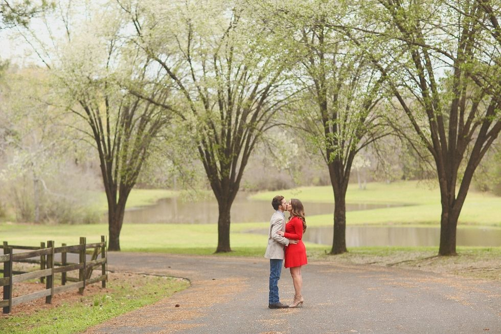 Nicole + Mitchell : A ShellB Acres Engagement Session