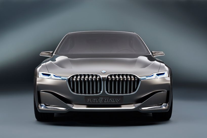 bmw vision future luxury цена