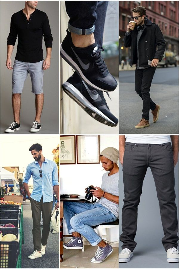 40 Everyday Smart and Best Casual Shoes For Men | Footwear ...