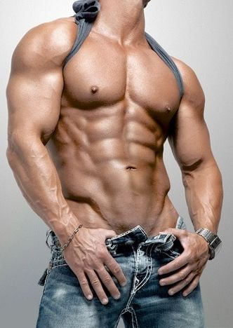 men muscles Gay sexy male