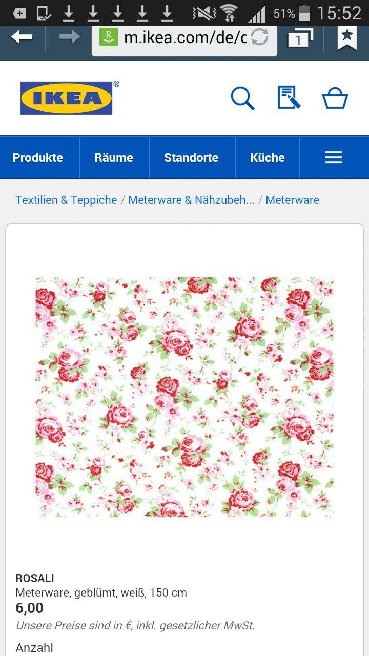 Pin Von Anneliese Schmidl Auf Ikea Kuche Ikea Kuche Ikea Produkte Meterware