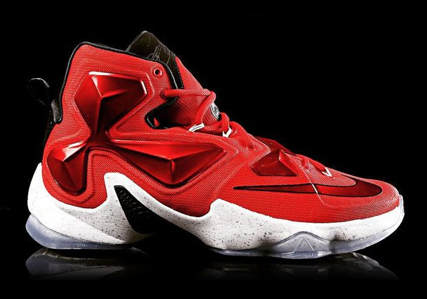 cd81a861825 LeBron James Will Wear This Nike LeBron 13 Colorway At Home -  SneakerNews.com