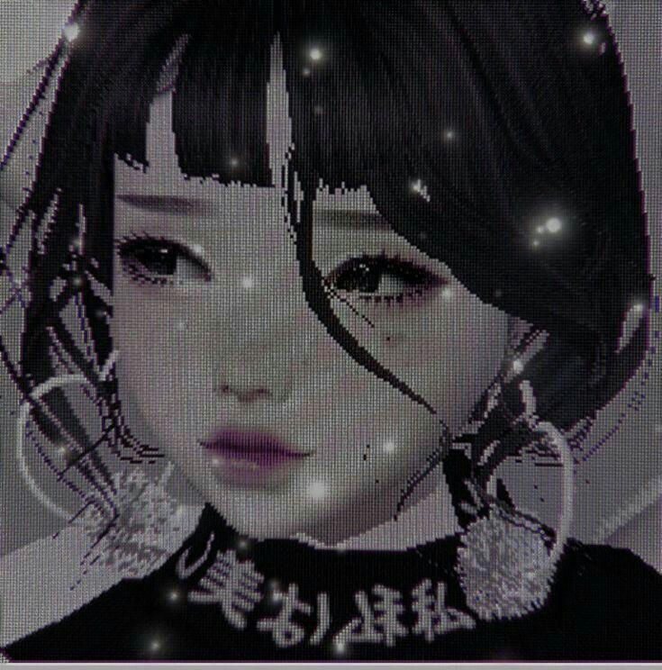 Grunge Aesthetic Anime Girl