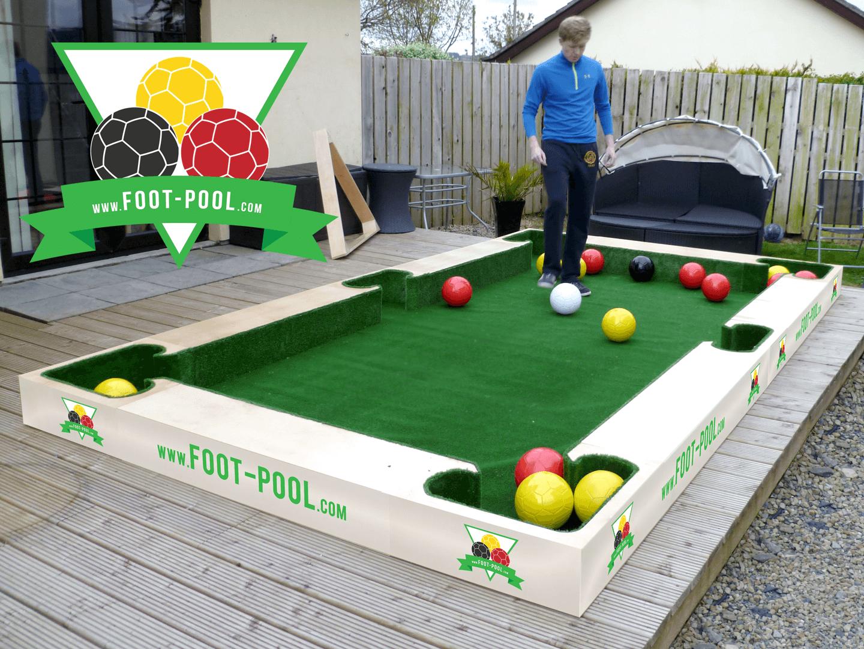 Foot Pool Table Pool Ball Snook Ball For Sale Diy Yard Games