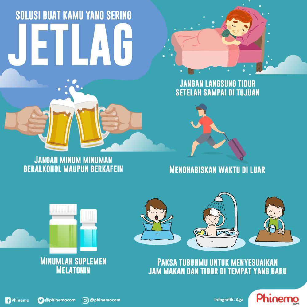 Kamu Termasuk Traveler Yang Sering Melakukan Penerbangan Jarak Jauh Dan Kerap Mengalami Jetlag Kami Berikan Solusinya Ag Jet Lag Infografis Minuman Beralkohol