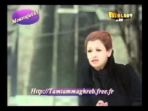 وردة الجزائرية اغنية ليالينا فيديو كليب اكتشف الموسيقى في موالي Youtube Music Incoming Call Screenshot