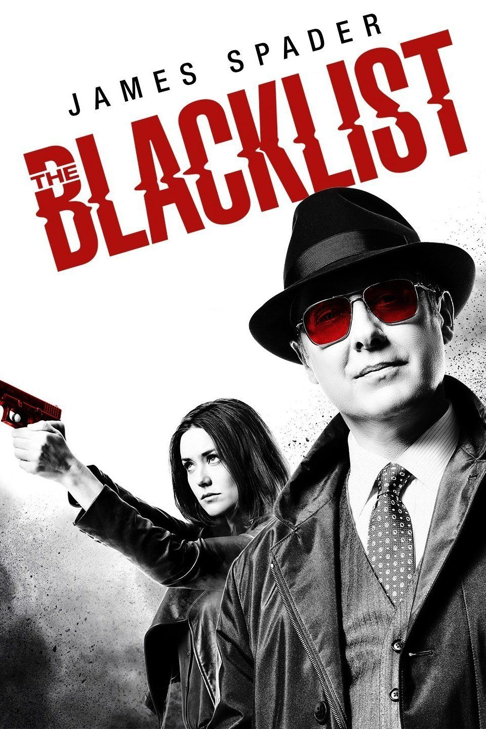 Nbc Has Renewed The Blacklist For Season 4 And There Is Even A Talk About A Potential Season 5 According To James Spader Megan Boone The Blacklist Tv Series