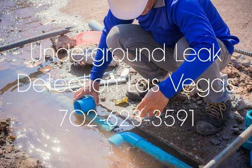 Let Rooter Man Take Care Of Your Underground Leak Detection Las - Bathroom leak detection