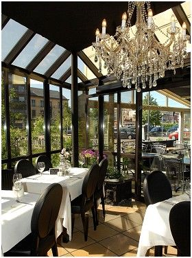"Photo of Brasserie-restaurant ""Guy brasserie"" in Ciney. While traveling through …"