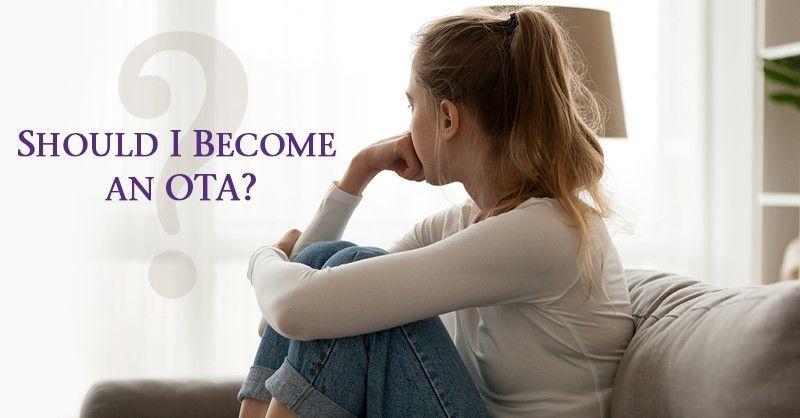 Blog for the online ota program at st catherine
