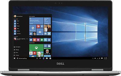 "Dell - Inspiron 2-in-1 13.3"" Touch-Screen Laptop - Intel Core i7 - 12GB Memor..."