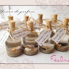 Lampe huile cadeaux d 39 invit s personnalis s original pour mariage et jours de f tes m - Cadeaux invites mariage fait maison ...