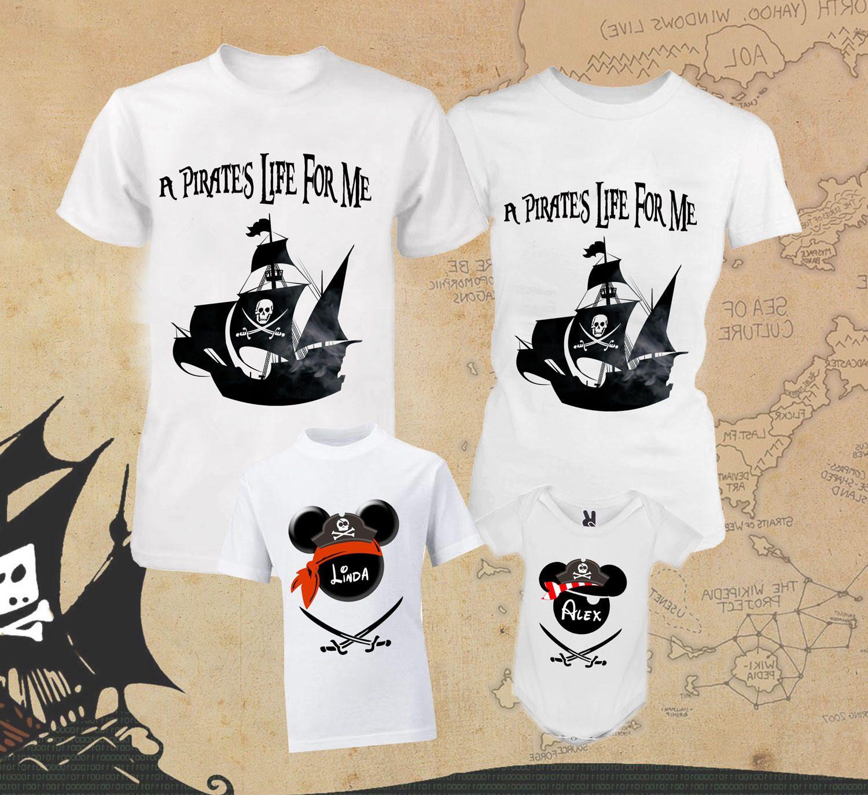 bc6b87ba Disney T-Shirts Disney Pirate Family Shirt Disney Tank Top Custom Shirts  Mickey And Minnie Pirate Shirt Disney Cruise T-Shirts by DesignApparelStore  on Etsy