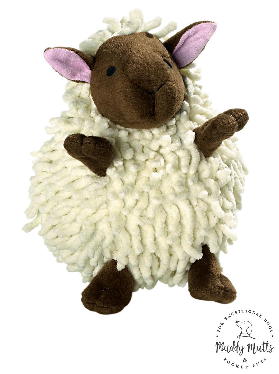 Snugly Sheep Dog Toy Best dog toys, Dog toys, Plush dog toys