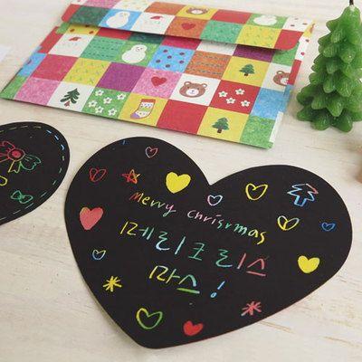 크리스마스 스크래치 카드 토토 디자인문구 편지 카드 카드 크리스마스카드 크리스마스 카드 크리스마스 카드 디자인 카드