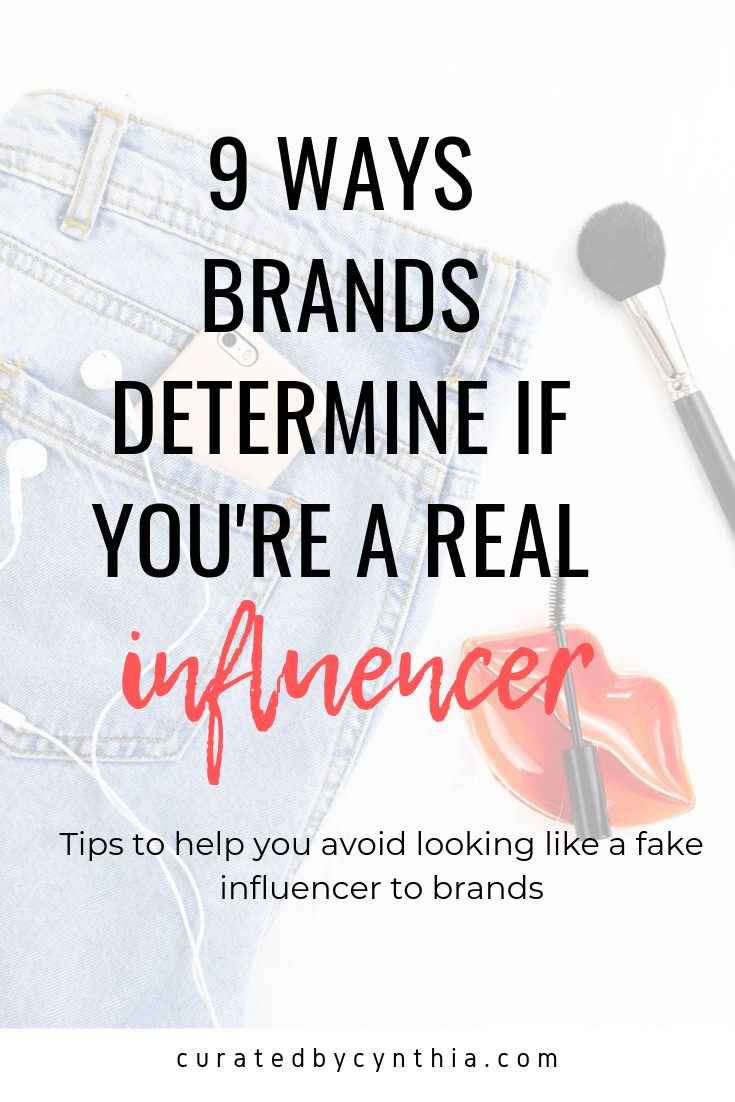 Influencer Tips: 9 signs you are not an Influencer