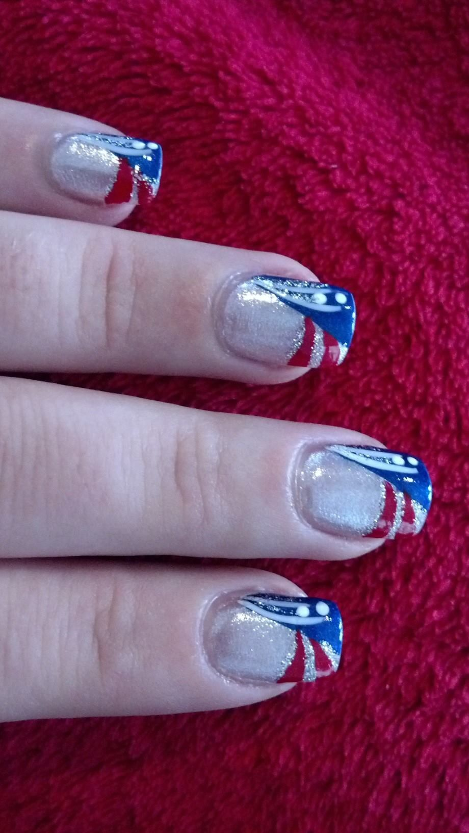 patriotic design love