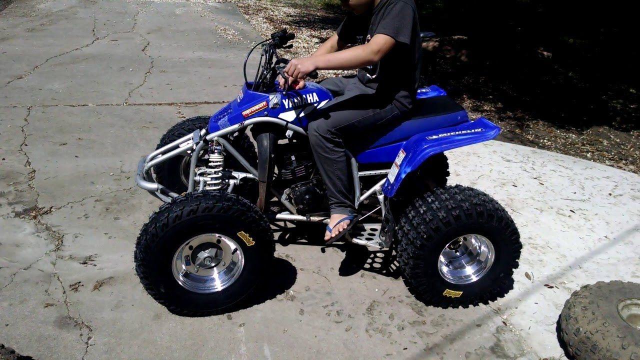 02 yamaha blasterrims tires atv pinterest tired atv and wheels 02 yamaha blasterrims tires publicscrutiny Gallery