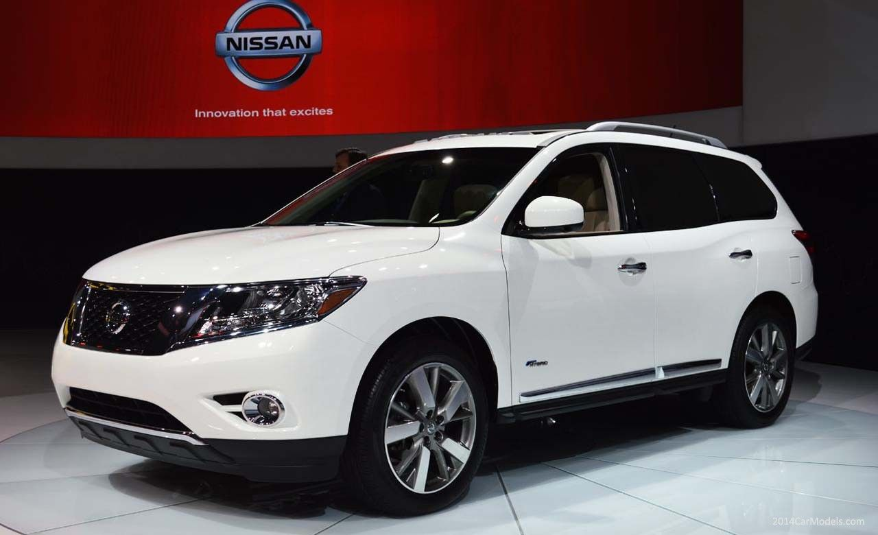 hybrid cars | 2014 Nissan Pathfinder Hybrid | VEHICLEs | Pinterest ...
