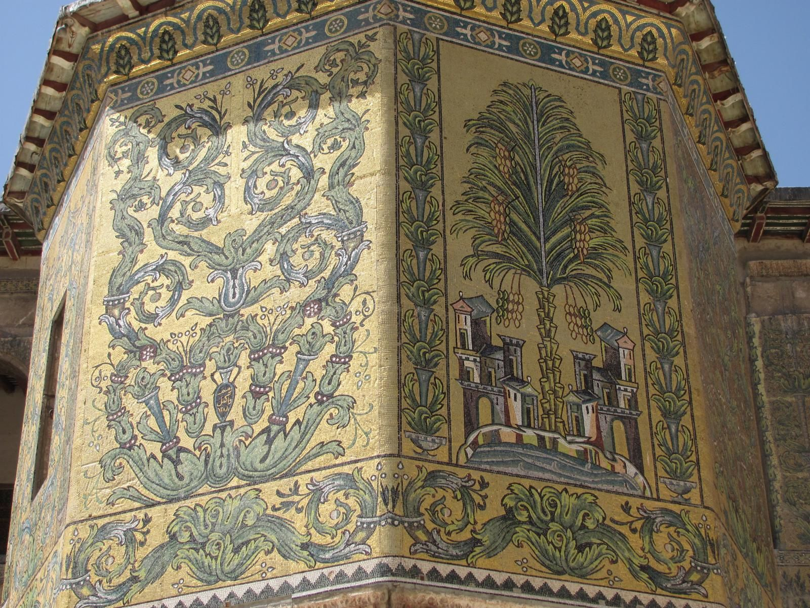 Картинки по запросу tree of life umayyad mosque