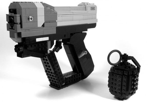 halo 4 lego weapons