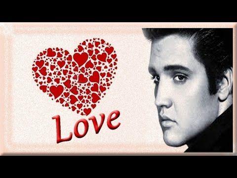 elvis love songs playlist