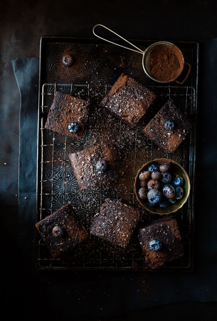 Gluten free baking brownies Photographer Nadine Greeff