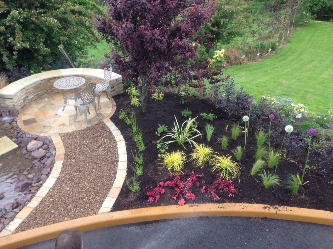 Designed by Shane Murphy . | Garden design, Plants, Garden
