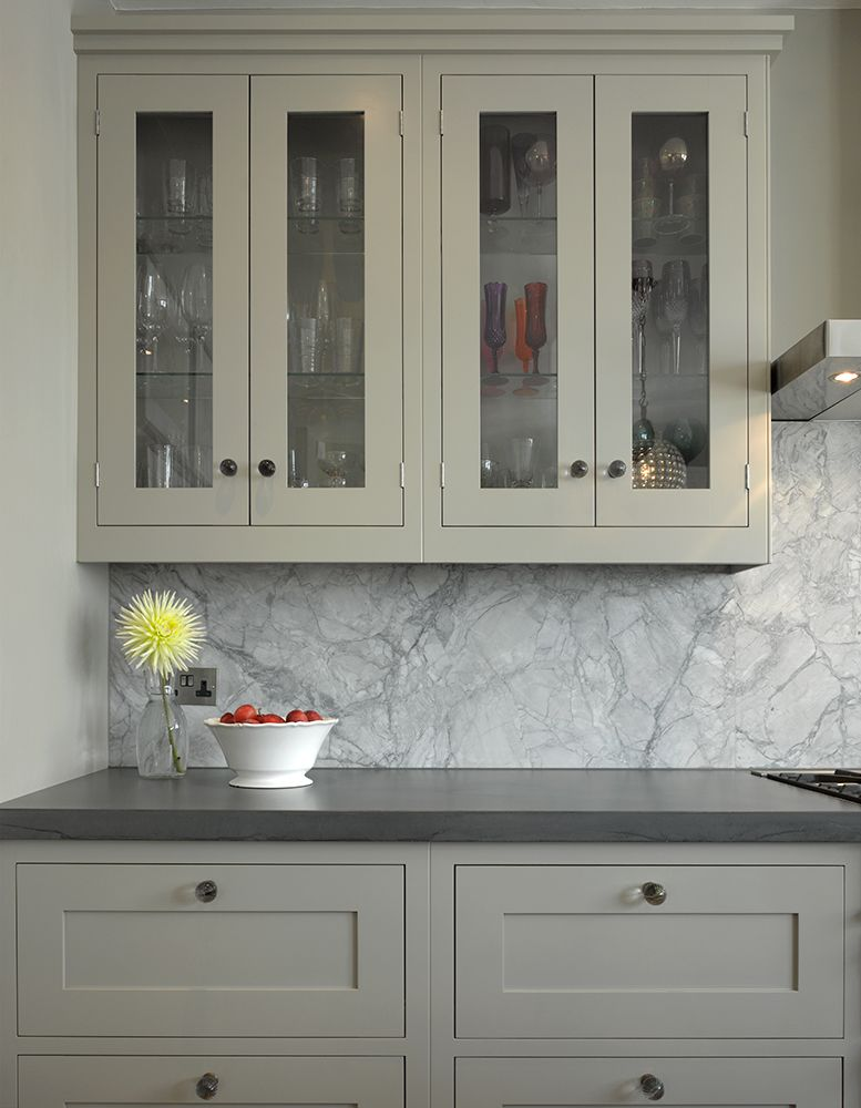 Roundhouse Classic painted bespoke kitchen