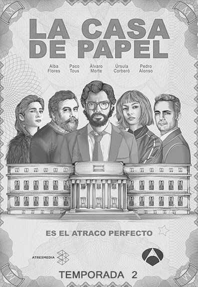 Telecharger La Casa De Papel : telecharger, papel, Papel, Netflix,, Streaming, Gratuit,, Saison
