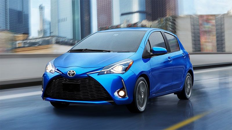 2020 Toyota Yaris Liftback Could Come Back As Rebadged