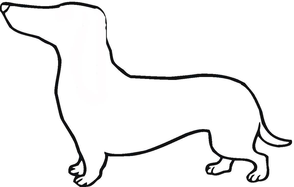 dachshund cartoon free download clip art free clip art on  [ 1200 x 765 Pixel ]