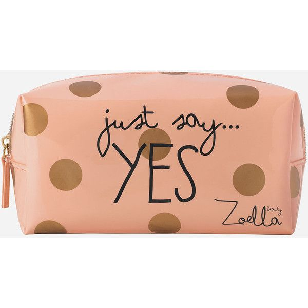 Zoella Beauty Just Say Yes Bag