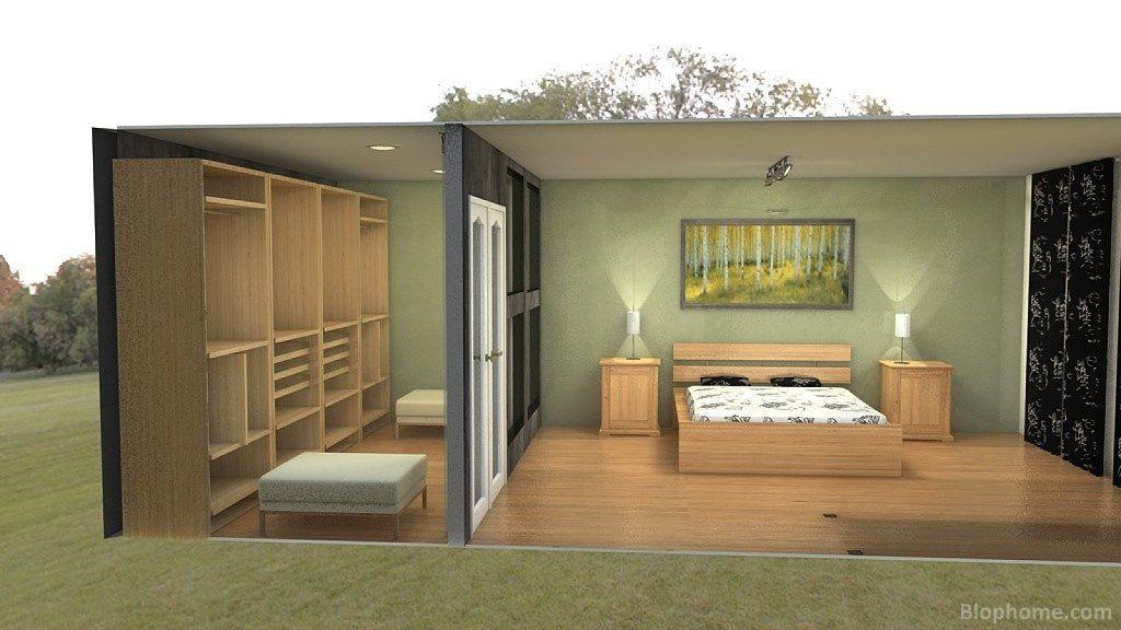 taburetes de color gris en el dormitorio moderno pr primera_dormitorio pinterest dormitorios modernos colores grises y el dormitorio - Dormitorio Con Vestidor