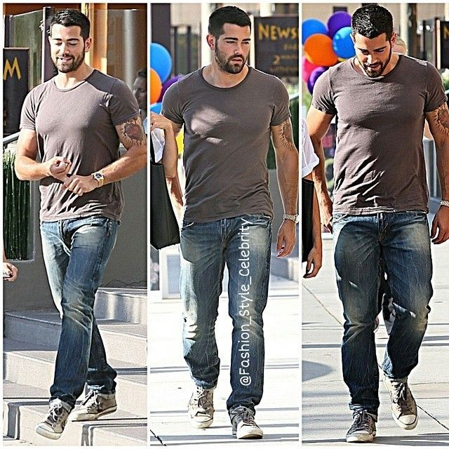 #jessemetcalfe #carasantana #mensfashionpost #mensfashion #man #tshirt #cool #swag #handsome #omg #fashion #style #celebrity #look #lookbook #beautiful #gorgeous #trend #trendy #chic #ootd #outfit #instafashion #instastyle #stylish #accessories #heels #shoes #model #supermodel... - Celebrity Fashion