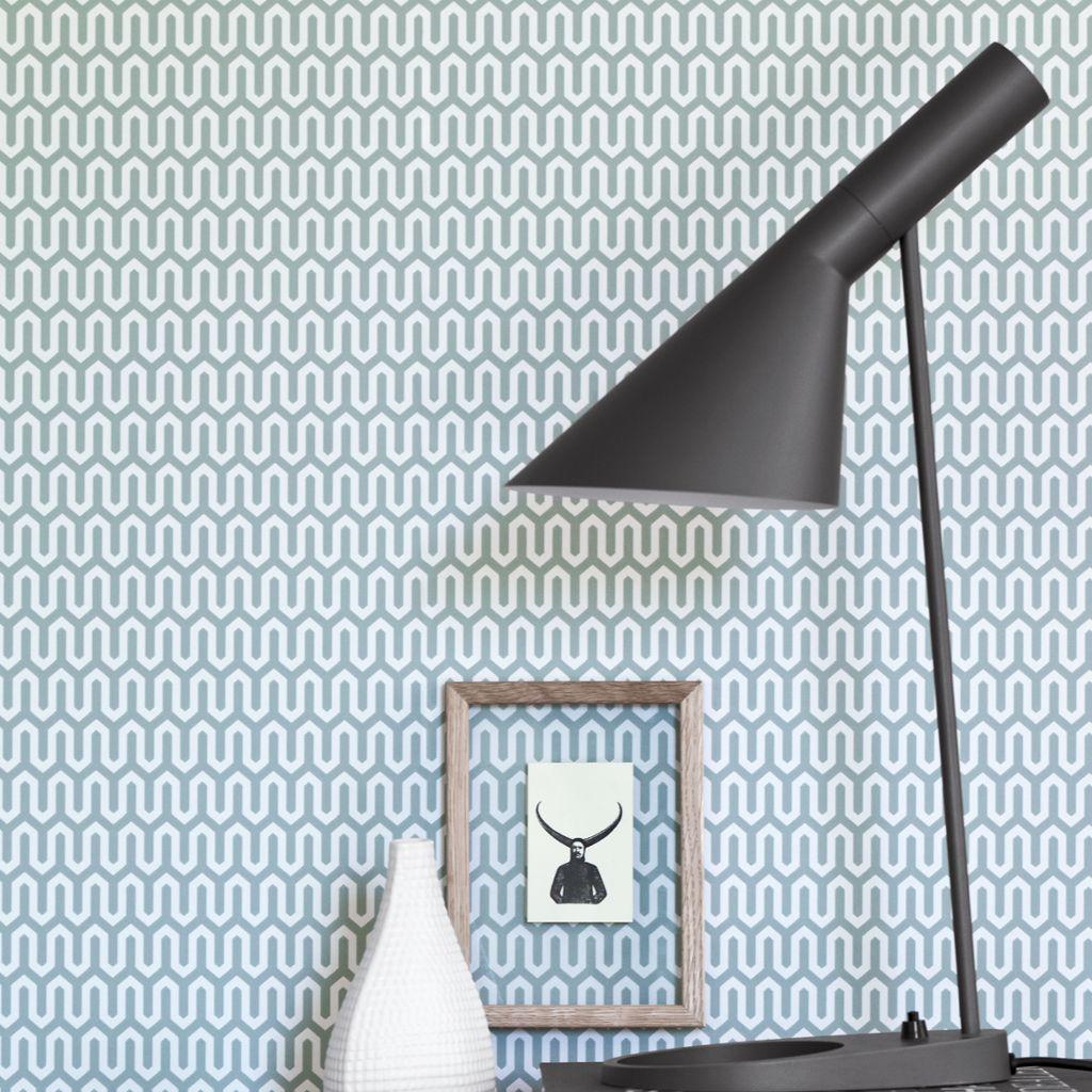 scandinavian designers 2735 vlies-tapete graphisches ypsilon arne, Wohnzimmer dekoo
