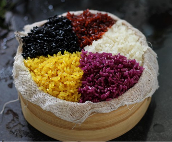 Using natural plants for food coloring is an ancient wisdom. Taste ...