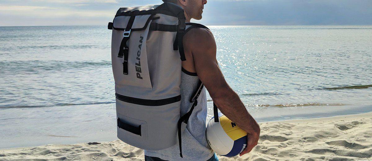 Pelican Dayventure Backpack Cooler Backpacks, Pelican